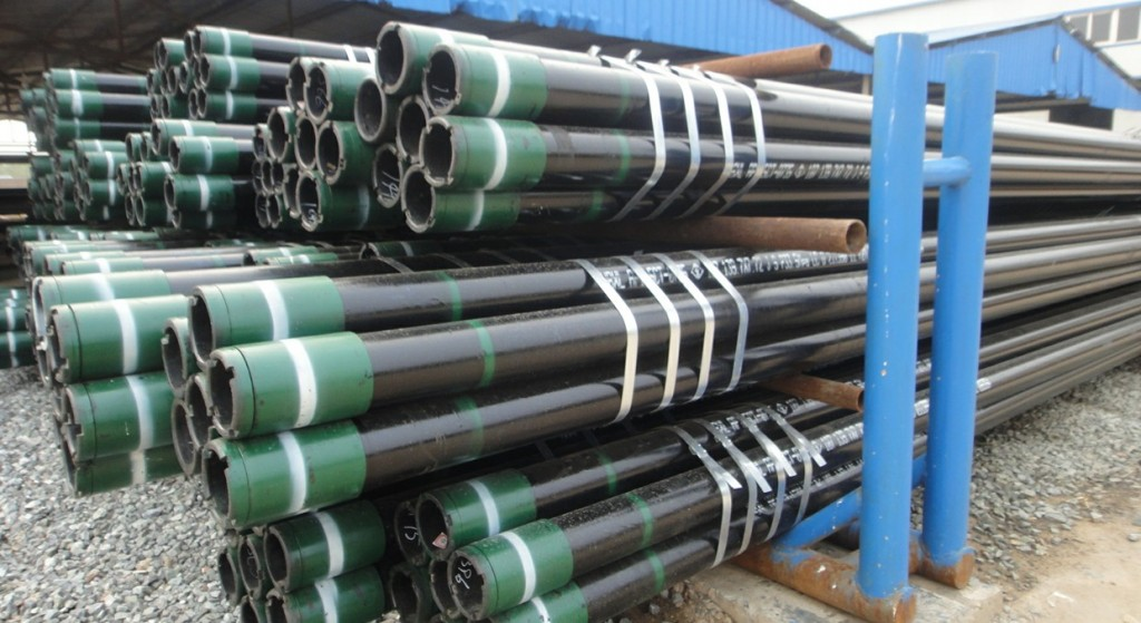 Steel Casing Pipes : Casing pipe hysp qcco china steel