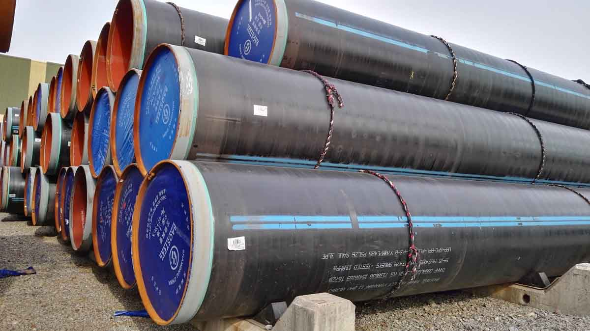 API 5L Welded Line Pipe