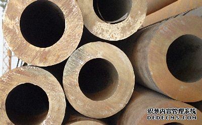 thick-walled seamless steel pipe