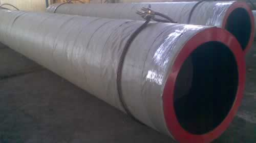 ASTM A335 P22 pipes in packing