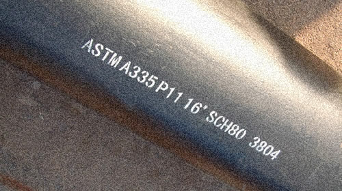 ASTM A335 P11 alloy steel pipe