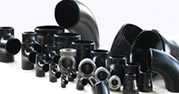 Weldable components fittings