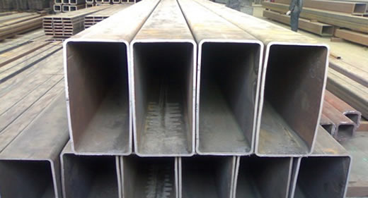 Rectangular Hollow Sections Rhs Pipe Rectangular Steel Pipe