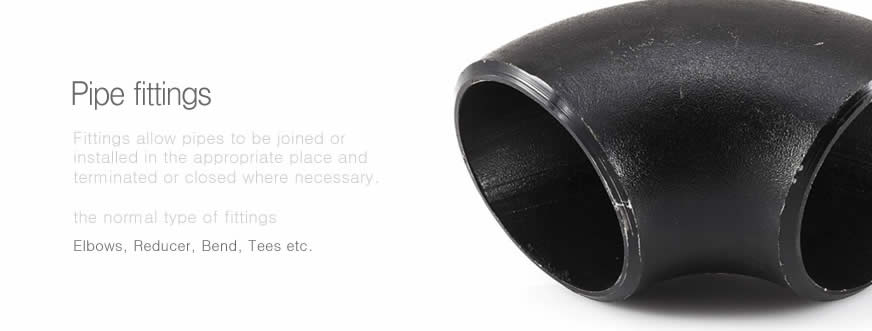 Pipe fittings are used to connect pipes. There are different varieties of pipe fittings made of various materials and available in various shapes and sizes.